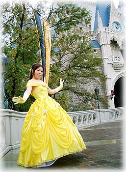 プリンセスドレス衣装